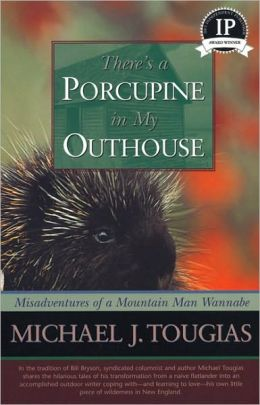 porcupine in my outhouse