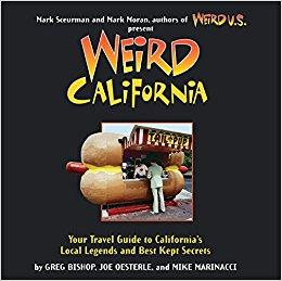 wierd california